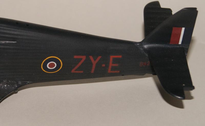 Hawker Hurricane IIC italeri 1/48 - Page 3 473552Hurricane33