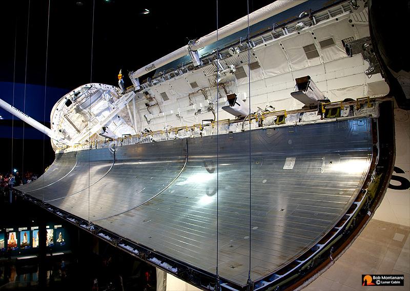Navette Atlantis Revell 1/72 473575radiatorshuttle