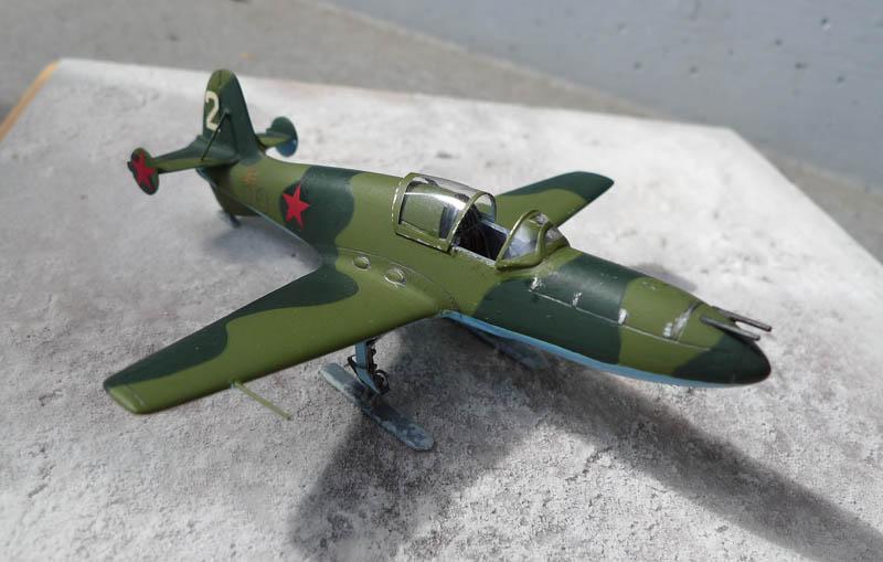 [Eastern Express] Bérezniak Izaev BI 2 - Premier Jet soviétique. 473978BI03