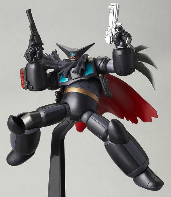 Figurine Revoltech #035 : Black Getter 476209blackgetter4