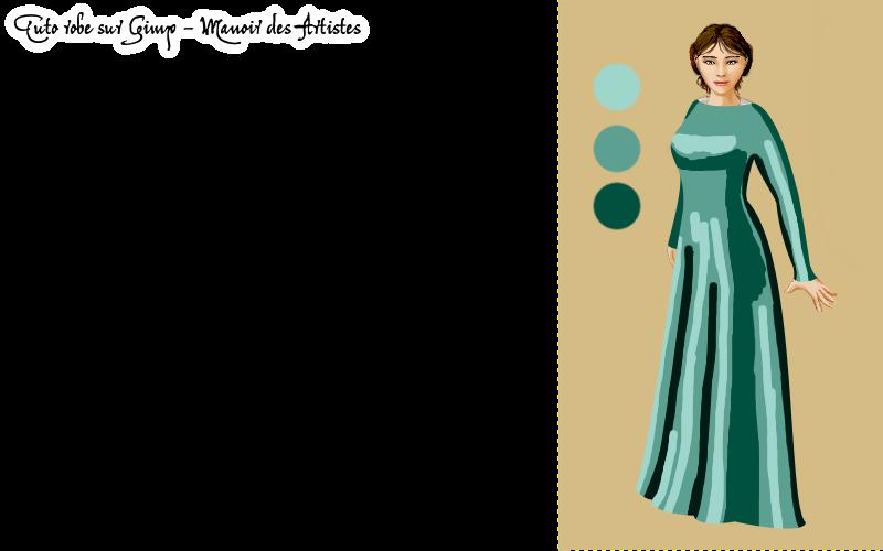 Dessiner une robe sur Gimp 476462tutoderniereversion8