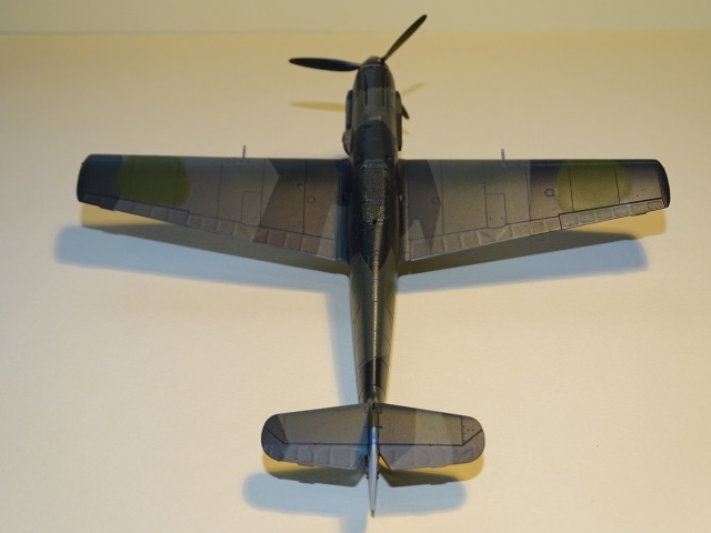 Bf 109 E3 WNr 1304 du JG 76 capturé le 22/11/1939 476787DSC03709