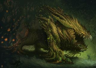 Liste des monstres et créatures 477119tracinegant