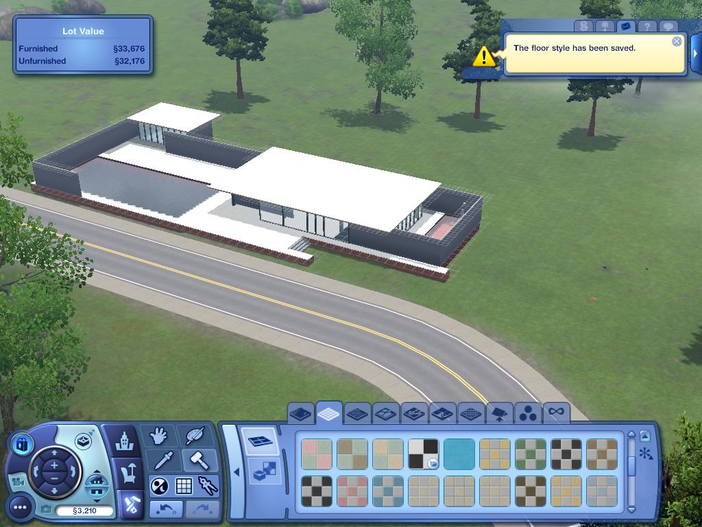 Les Sims ... Avec Kimy ! 477312LepavillonHallemendencontruction