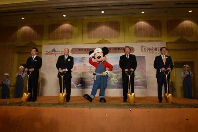 Nouveaux hôtels à Hong Kong Disneyland Resort (2017) - Page 2 477540ho2