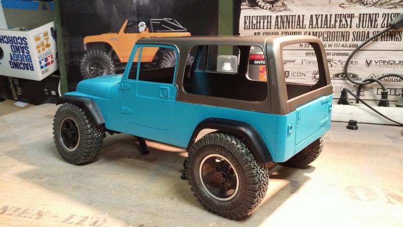 Jeep TJ Unlimited  47788420141006144741