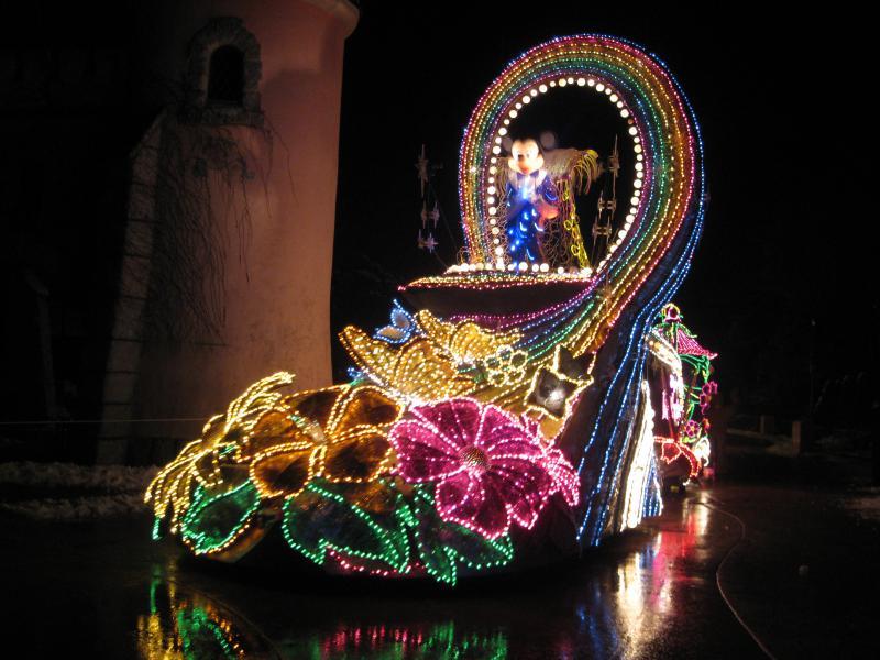 [Disneyland Paris] Disneyland Hotel - chambre Castle Club (8-10 décembre 2010) (début du TR p.9) - Page 10 478447IMG2338