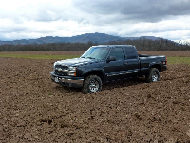 Chevrolet Silverado V8 5,3L 2003 478969P1040078
