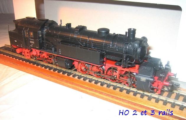Les locomotives à vapeur articulées 478990MARKLINHODampfBR96019DRGMalletinMetallnr37968MFXSOUNDR
