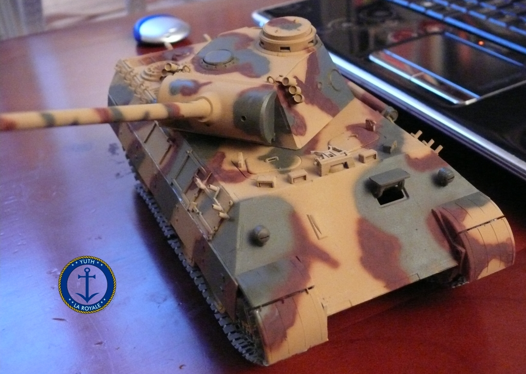 Panzerkampfwagen Panzer V Panther Ausf D. - Page 5 479148panther19