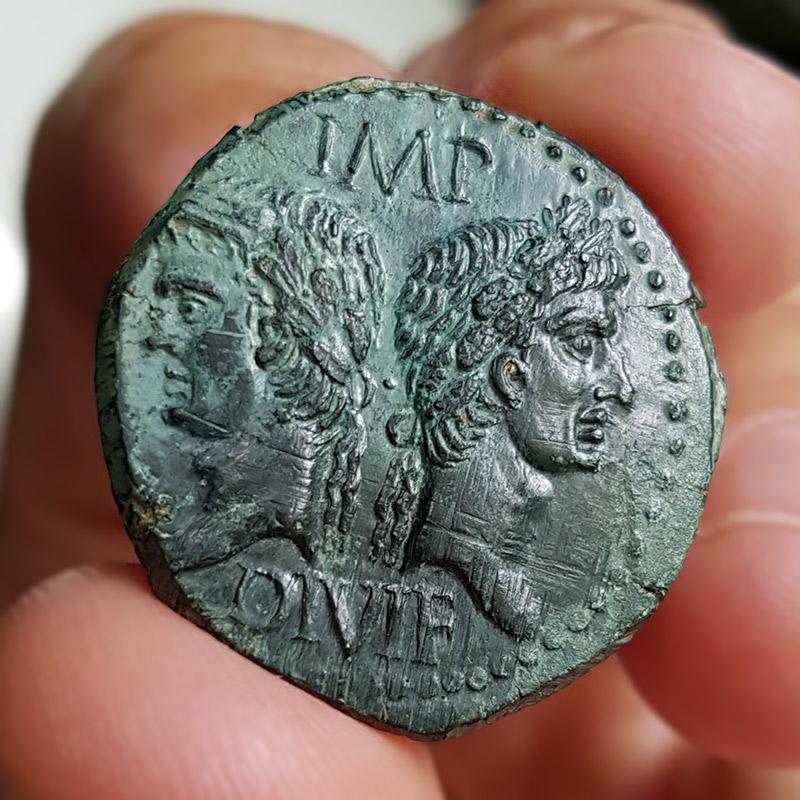 Dupondius de Nîmes 479319221