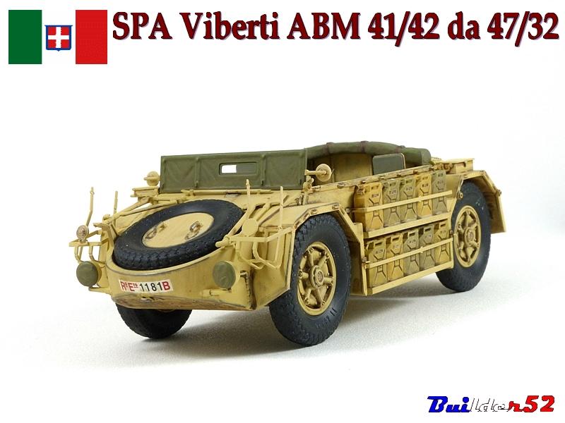 ABM 41/42  AT 47/32 - Italeri 1/35 479775P1050185