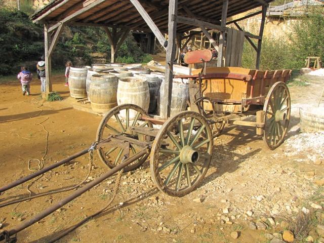 Chantier médiéval de Guédelon 480272IMG5290