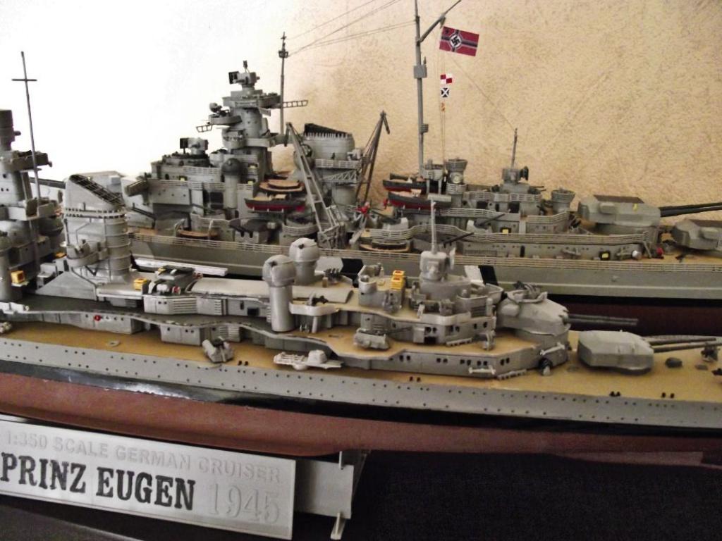 Prinz Eugen Trumpeter au 1x350 480691PrinzEugenTrumpeter1x35040