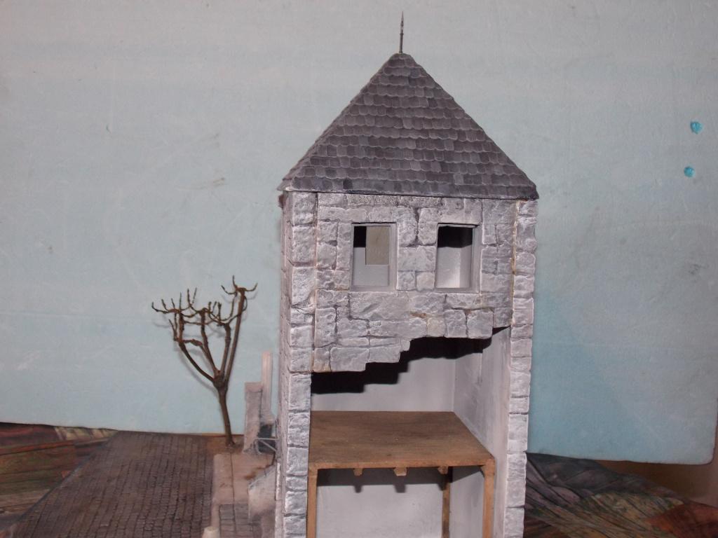 King Tiger à l'entretien Chateau de Chanteloup Aout 44       Projet terminé  - Page 3 481747DSCN5620