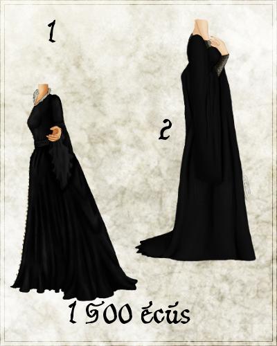 [Vente exceptionnelle] Life in Black ! 482374Black1