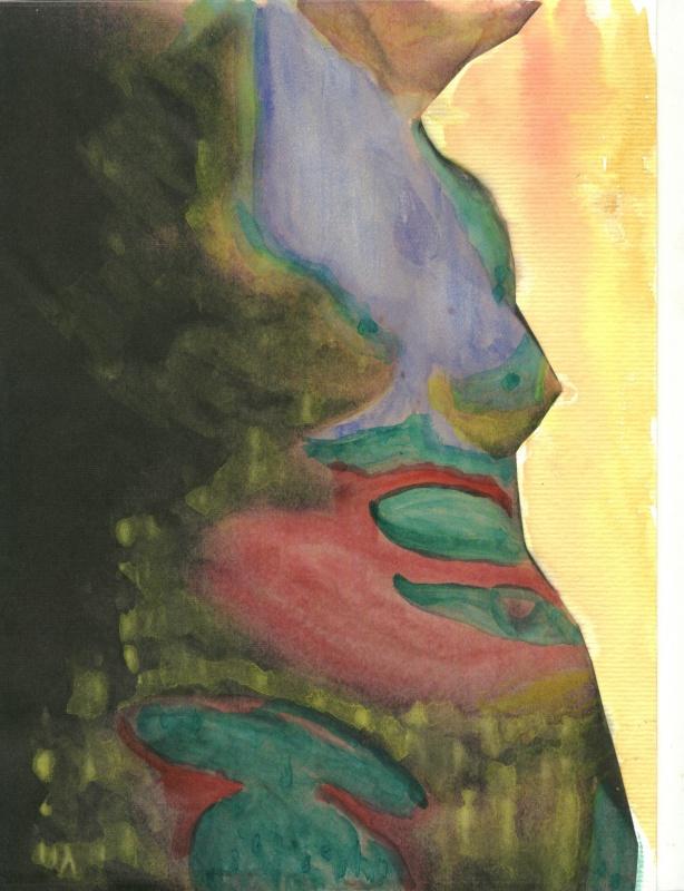 2 peintures de MOA... 482864nupaysage
