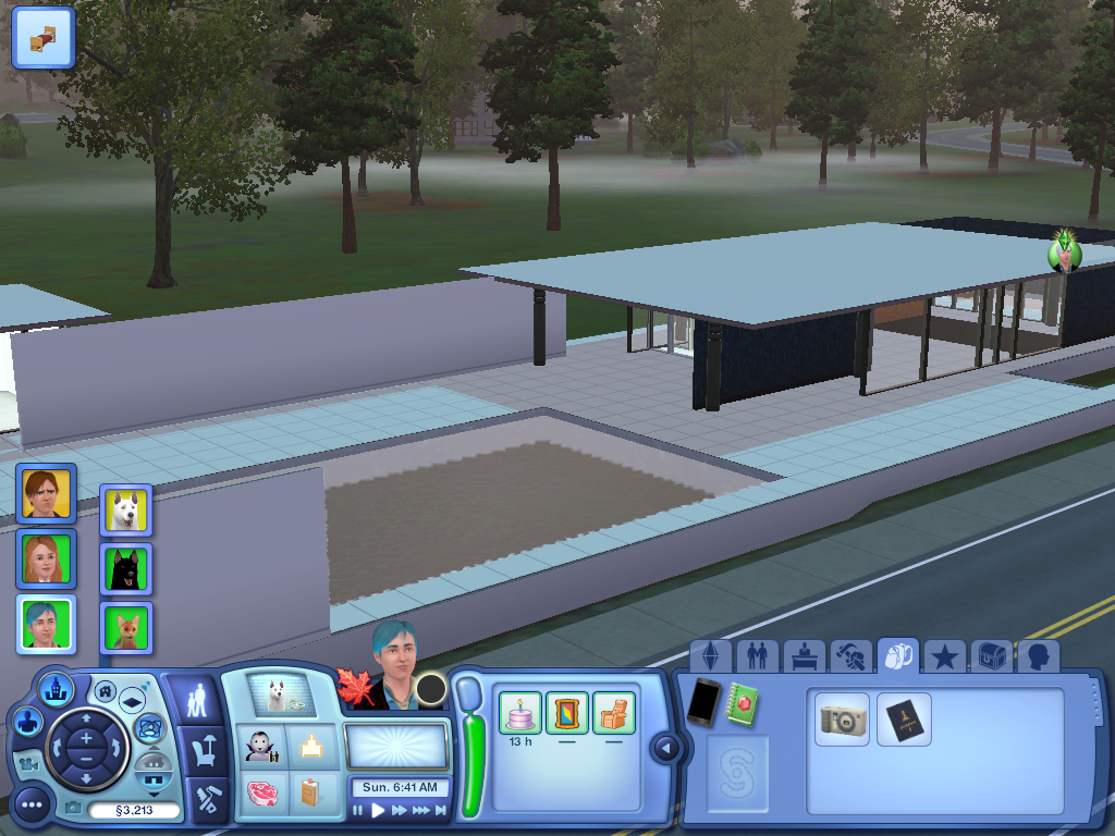 Les Sims ... Avec Kimy ! 483558lepavillonHallemendfinit