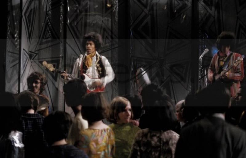 Londres - Top Of The Pops pour la BBC : 30 mars 1967 48367019670330TopOfThePops24