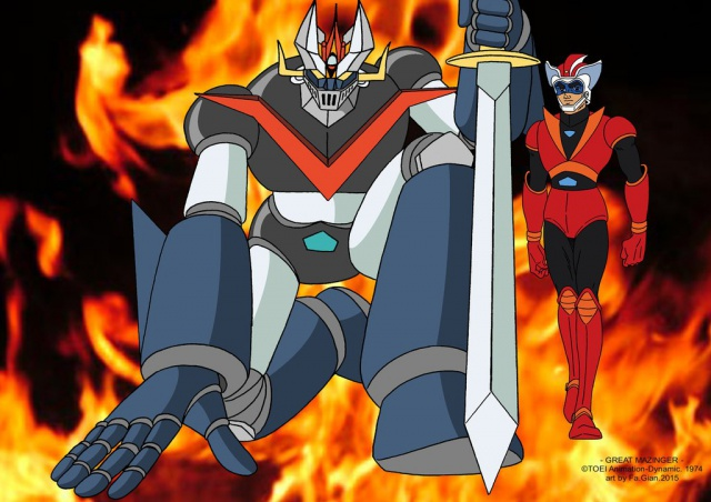 Great Mazinger : fan-arts ... by FaGian ! 483670ilgrandemazingabyfagiand8w72xw