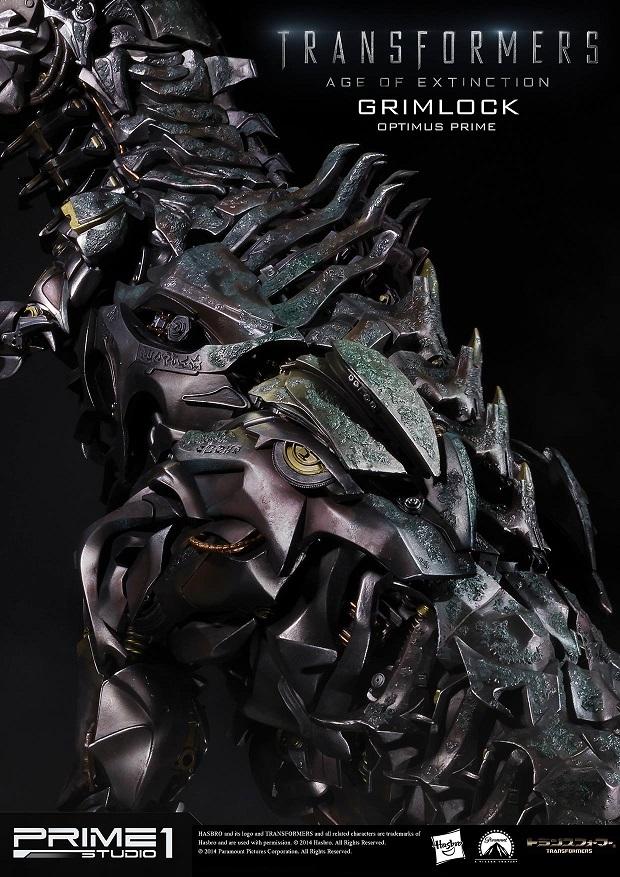 Statues des Films Transformers (articulé, non transformable) ― Par Prime1Studio, M3 Studio, Concept Zone, Super Fans Group, Soap Studio, Soldier Story Toys, etc - Page 2 483933Prime1StudioMMTFM05GrimlockOptimusPrimeStatue191410887635