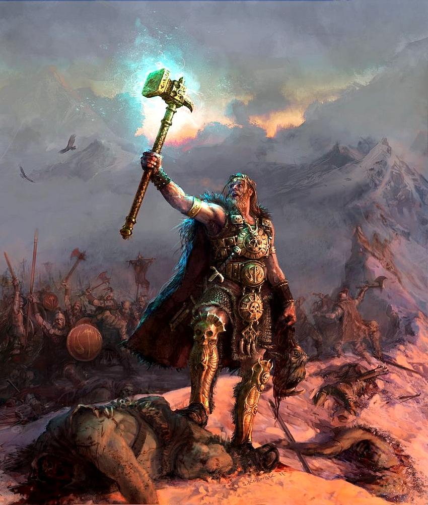[Warhammer Fantasy Battle] Images diverses 484242SigmarHeldehnhammer
