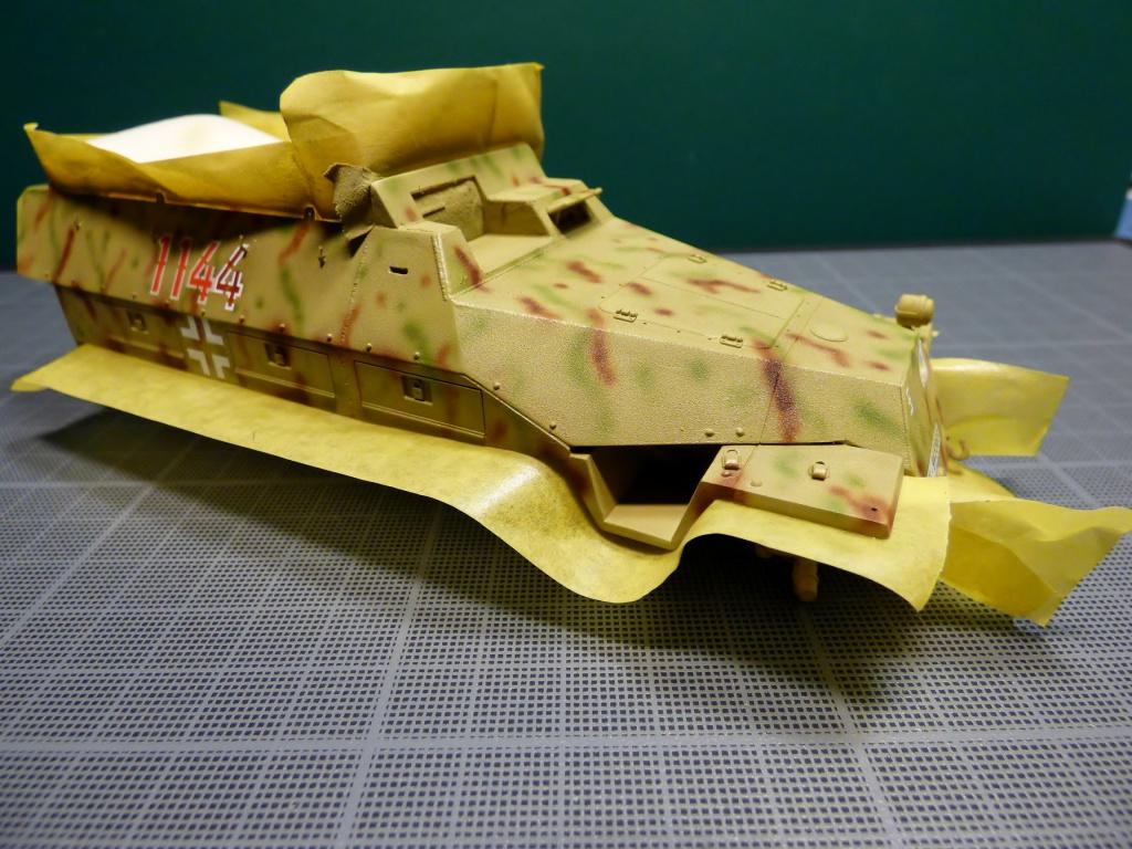 sdkfz - SdkFz 251 / 9  Tamiya / AFV 484669P1060597Copier
