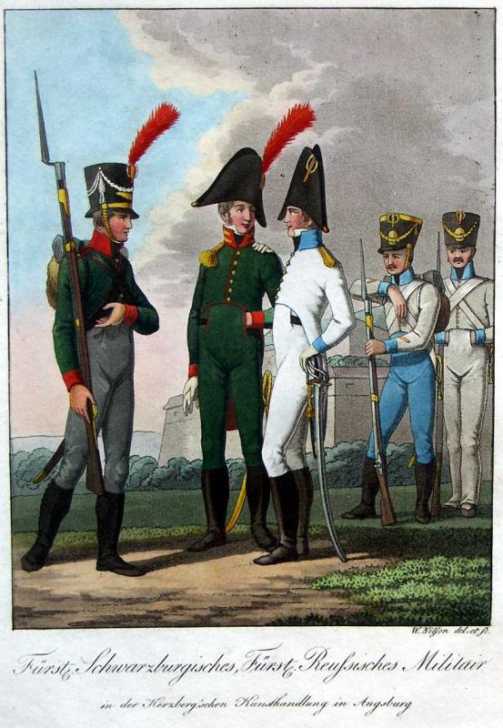 l'armée Russe durant la Révolution FRançaise 484704AugsburgerTafel40