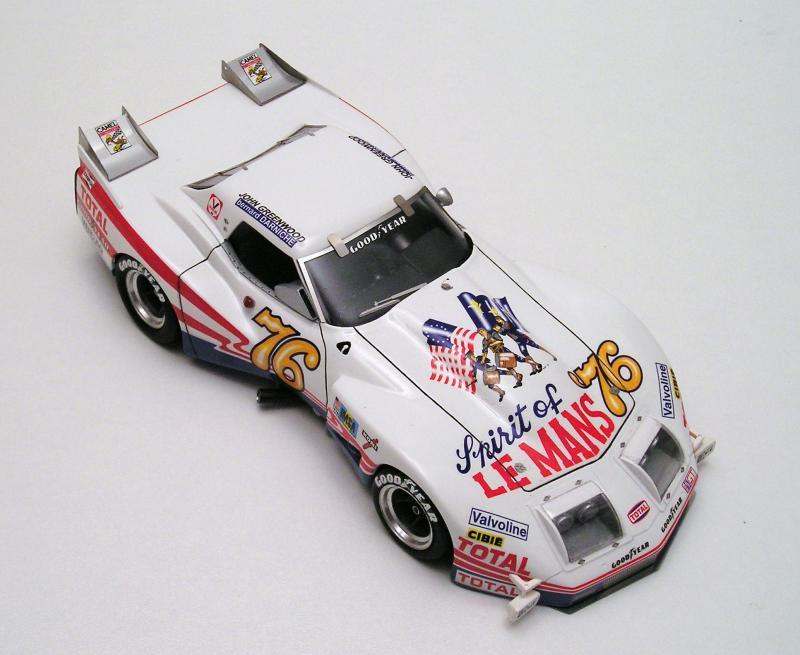 Corvette Greenwood le Mans 1976 484786013