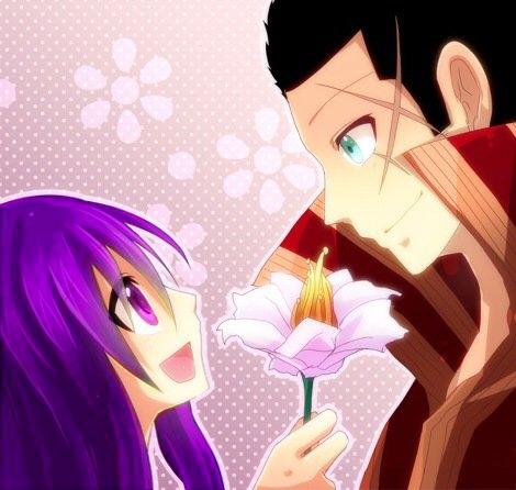 Votre personnage en couple avec un personnage de Fairy Tail? 484867Couple1