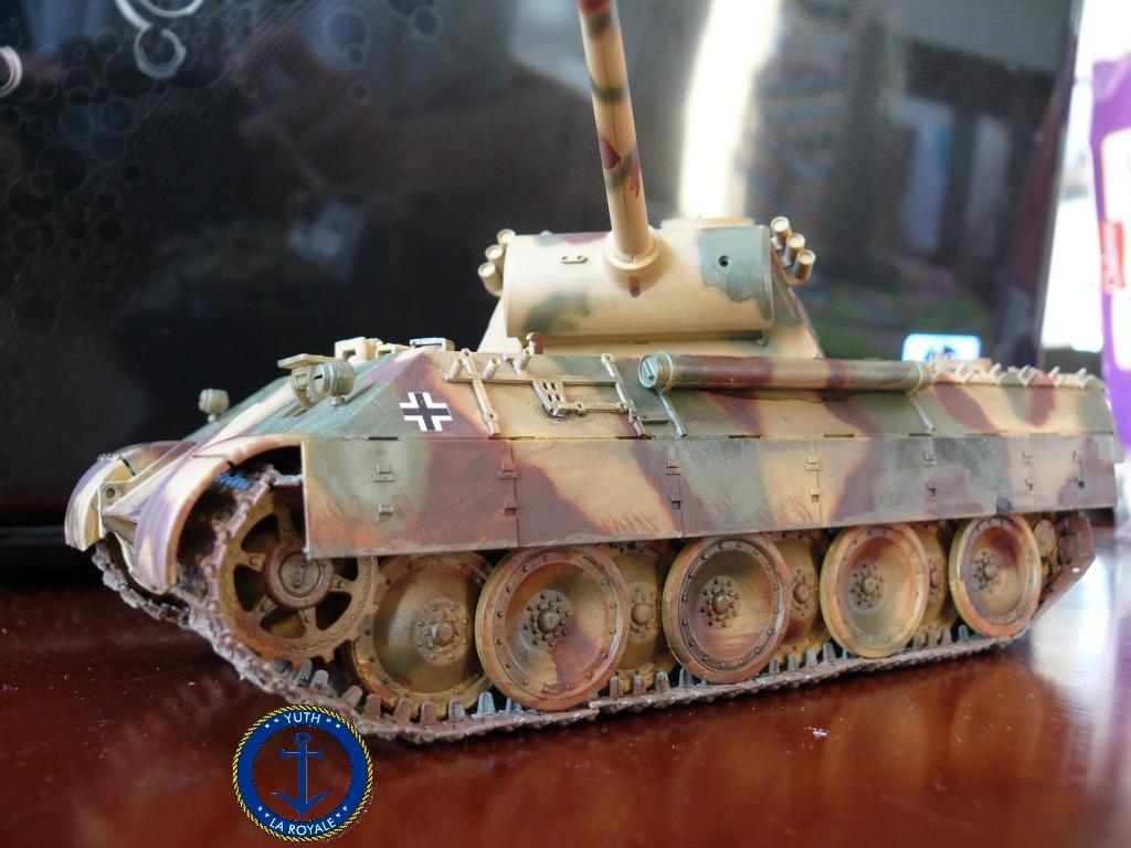Panzerkampfwagen Panzer V Panther Ausf D. - Page 5 484902panther38