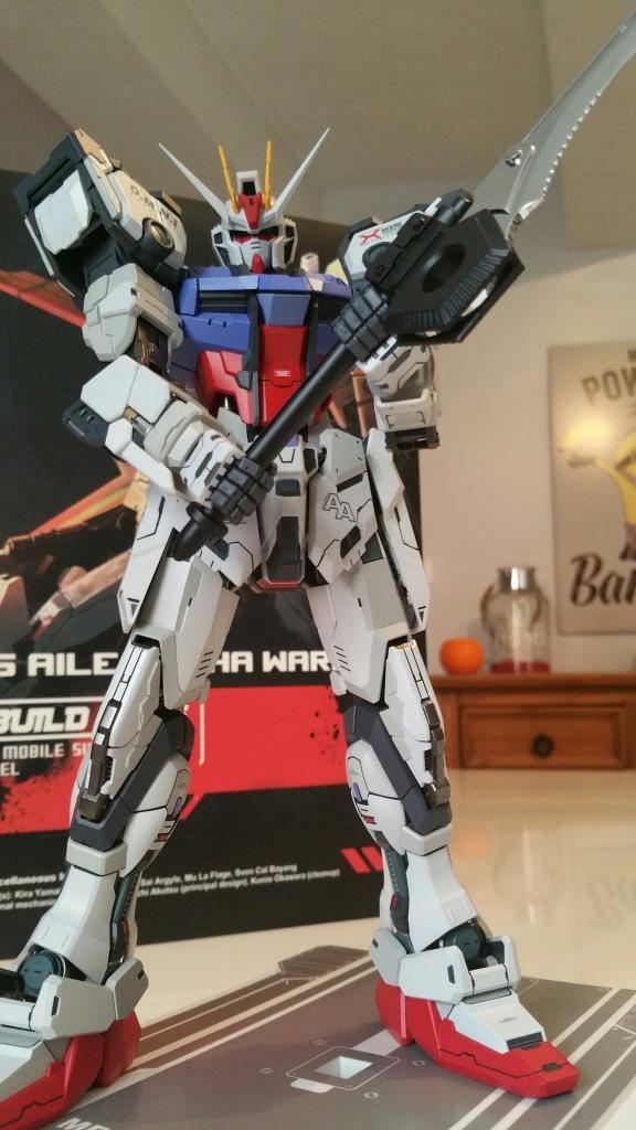Review/Edito : Strike Gundam Metal Build 1/72 by Moshow la leçon Chinoise donnée a Bandai  486986201610061446421