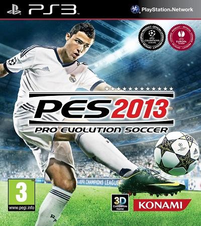 Pro Evolution Soccer (PES) - Konami 487030coverpes2013