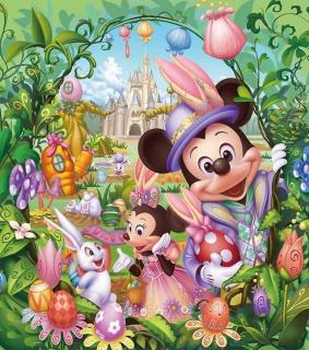 [Tokyo Disneyland] Nouvelle parade : Hippiti-Hoppiti Spring Time (du 2 avril au 23 juin 2014) 487661sp1