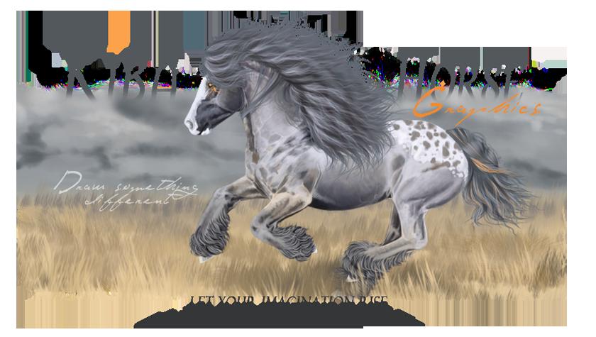 - Kiba Horse Graphics -