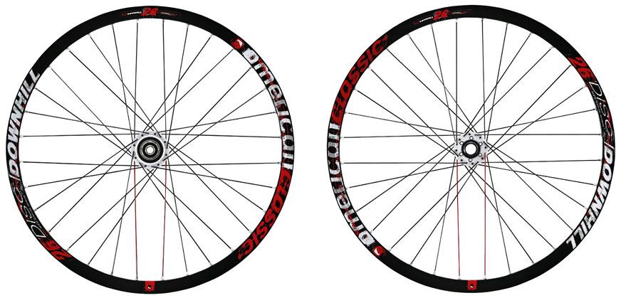 American Classic 488215americanclassic2011downhillmountainbikewheels