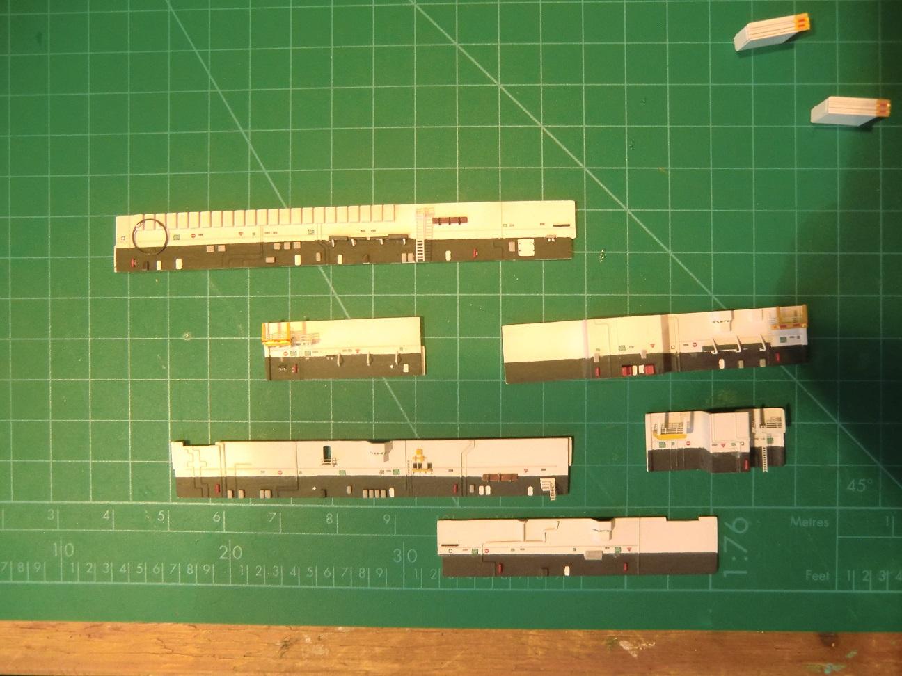 CVN 68 USS Nimitz Trumpeter 1/700  - Page 5 488534Nimitz51