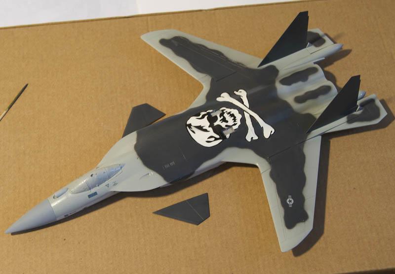 F-47 Bobcat hobbyboss 1/72 FINI - Page 2 488727su4713