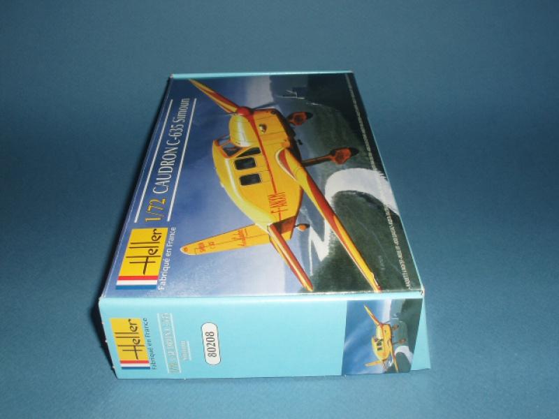CAUDRON C-635 Simoun  (version Air Bleu). 1936  Heller 1/72. 489720airfix108