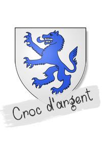Beauxbâtons - Croc d'argent
