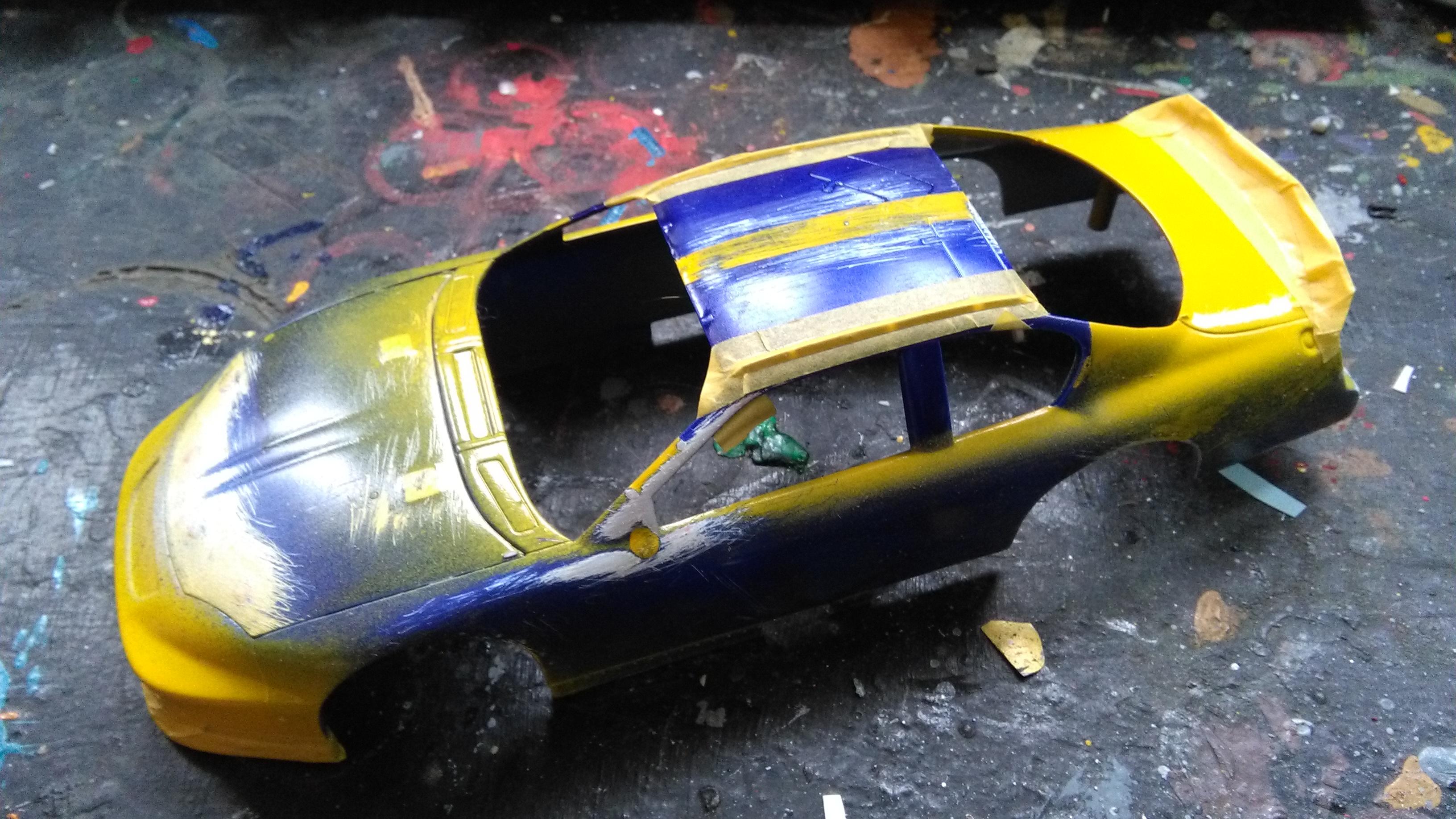 Chevy Monte-Carlo 2005 #24 Jeff Gordon Pepsi/Star Wars  490490IMG20170426175651