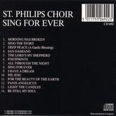 La discographie St Philip's Boy Choir / Angel Voices 490605Dossmall