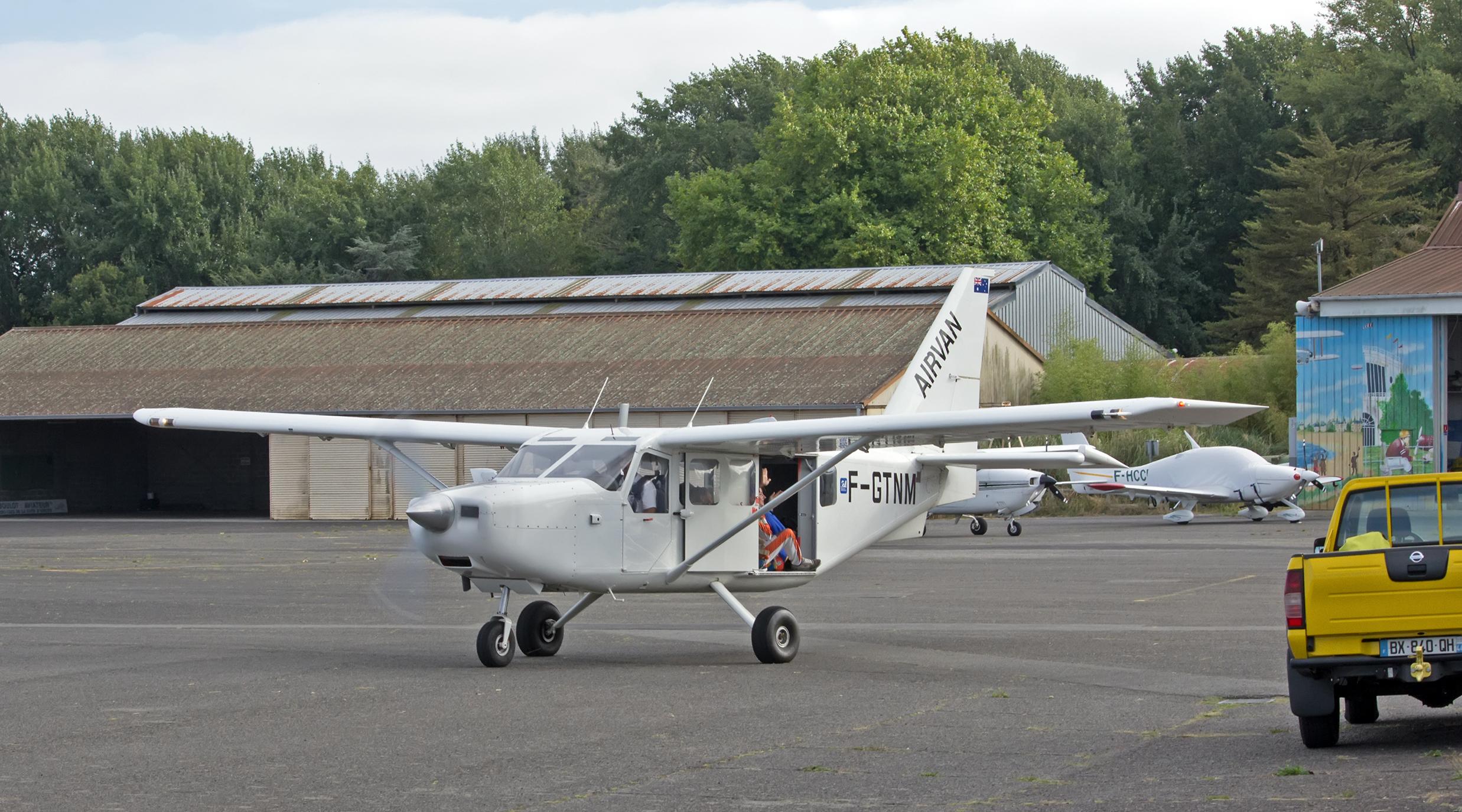 Aérodrome de La Baule Escoublac - Page 3 491386LaBaule2016090505
