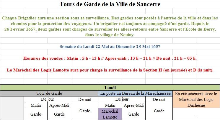 [RP] Plannings des Tours de Gardes de la Ville de Sancerre 4913951Planning