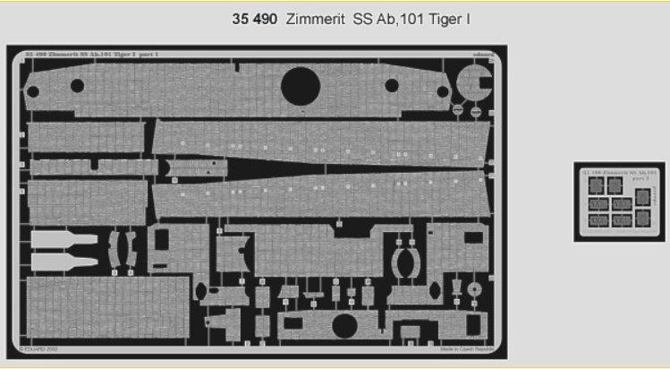tiger - king tiger Ausf b de chez ZVEZDA  - Page 2 491682i08