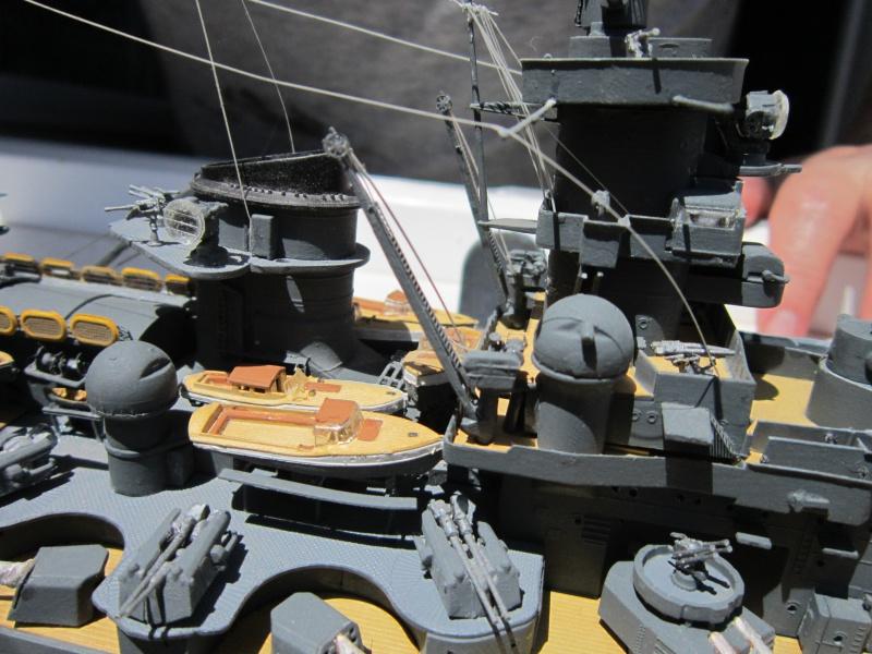 Croiseur de bataille Scharnhorst  au 1/350 de dragon - Page 10 492611IMG3162