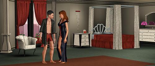 Les Sims™ 3 : Suites de Rêve Kit 4930476322149942032c37ed52