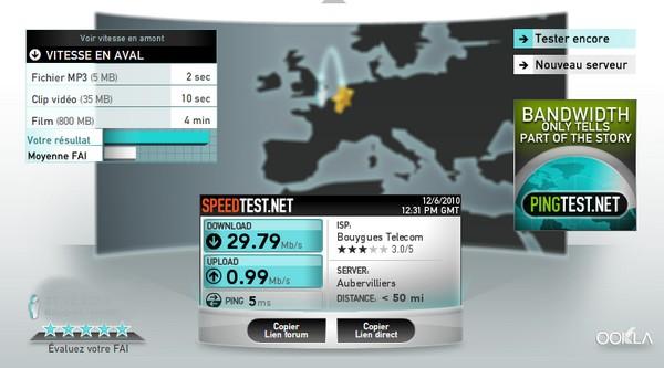 Bouygues Telecom héberge un serveur de SpeedTest 494558testdebit3jpg