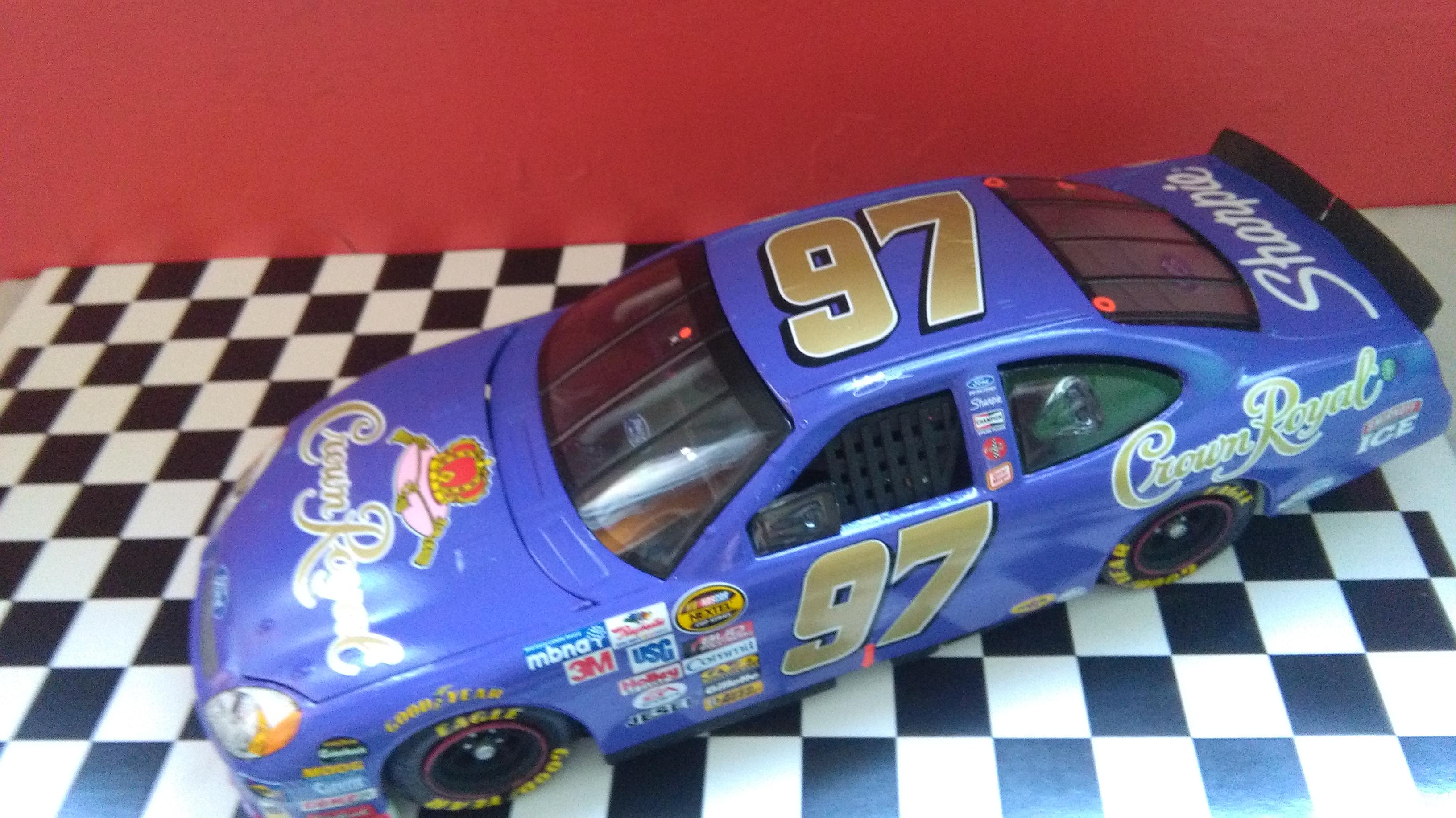 Ford Taurus 2005 #97 Kurt Busch Crown Royal  494645IMG20170430145435
