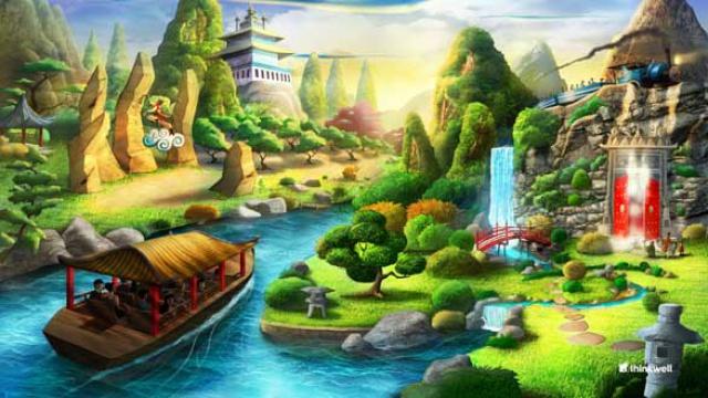 [Chine] Monkey Kingdom Theme Park & Resort (2015)  495519MKTP6